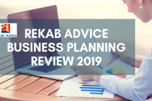 Rekab Advice Business Planning Review 2019