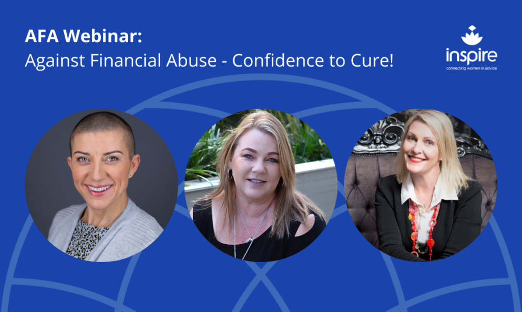 Against Financial Abuse – Confidence to Cure!